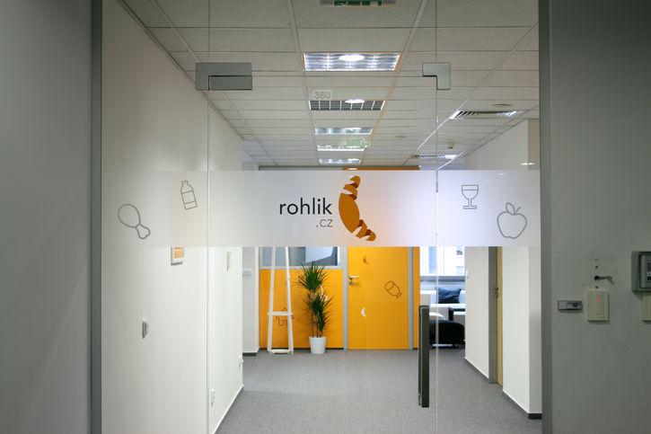 kanceláře rohlík