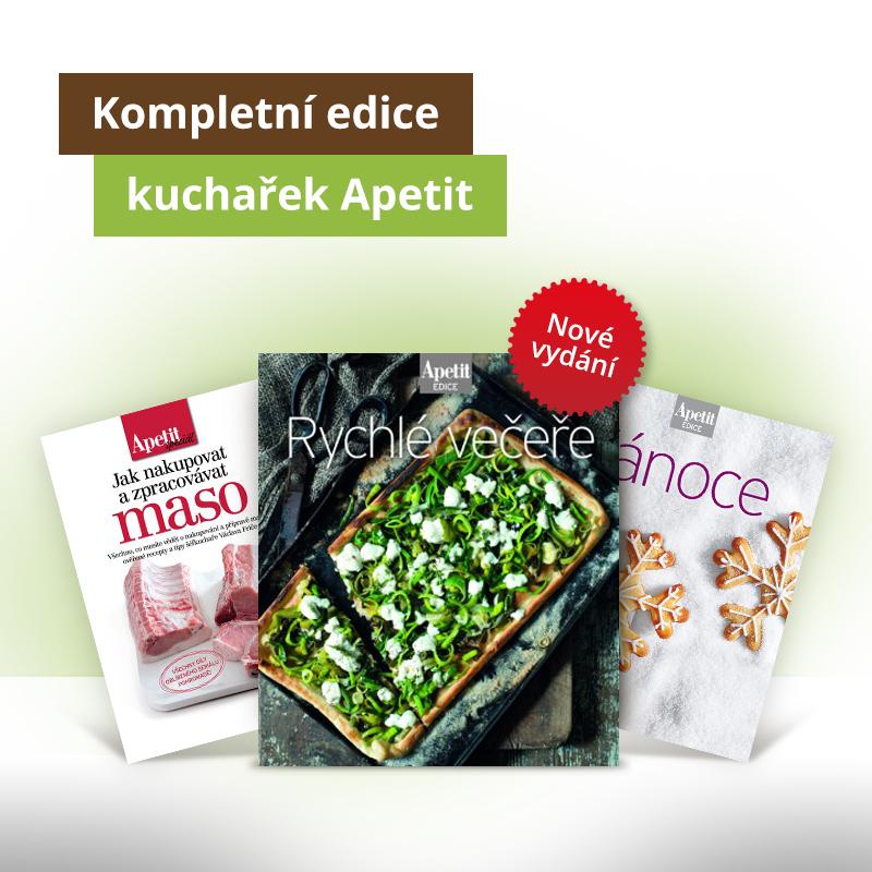 Kuchařky Apetit