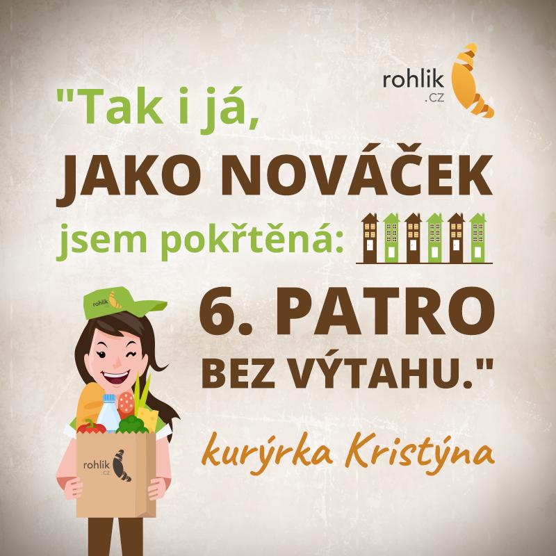 Kurýři Rohlik.cz