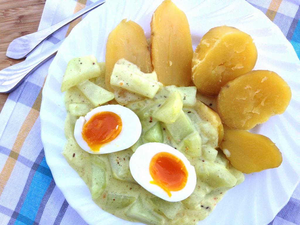 rohlik-vejce