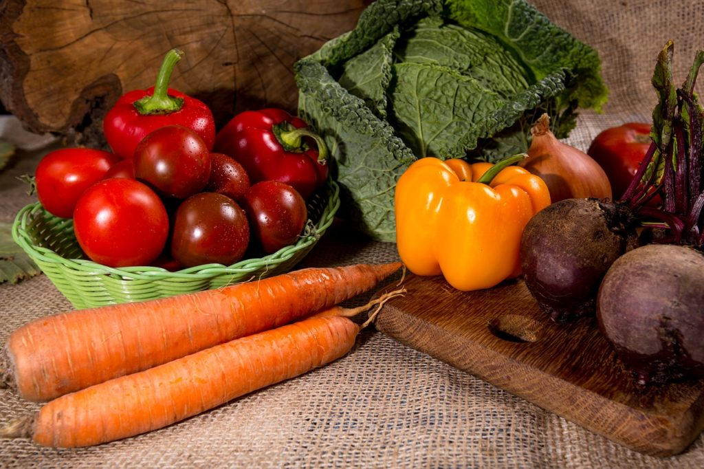 Detoxikace organismu a zelenina