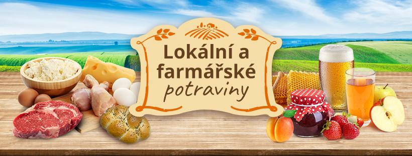 farmářské potraviny Rohlik.cz