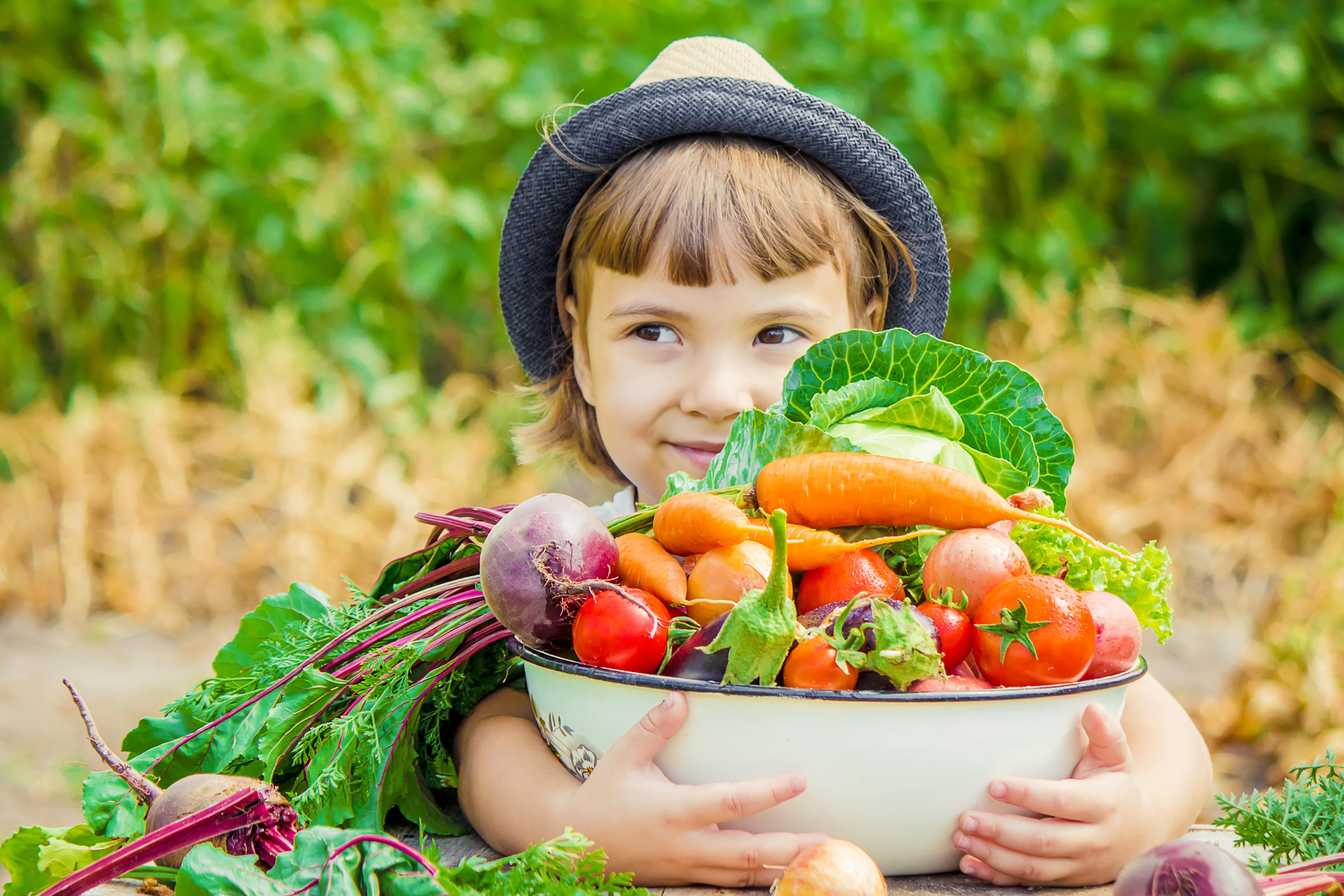 zdravy zivotni styl zdrava strava deti zelenina ovoce