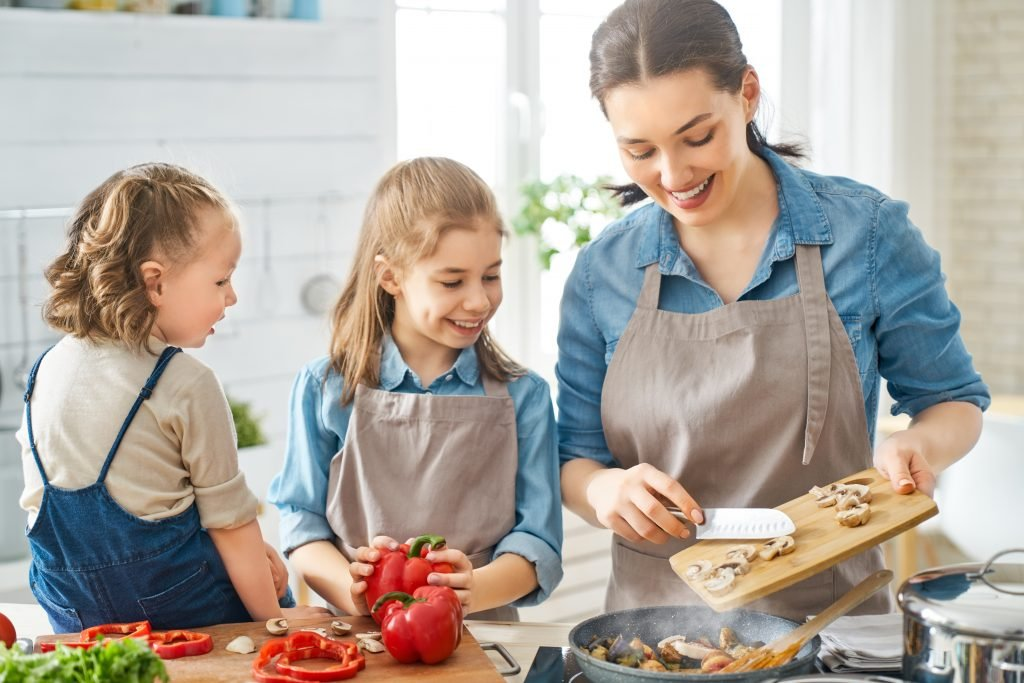 výživa dětí přirozená strava 1
