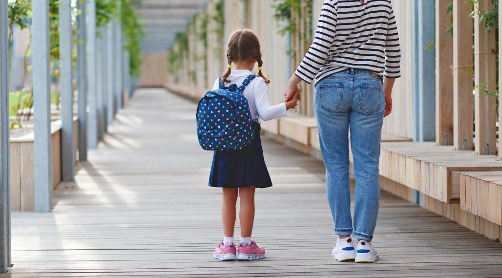 návrat do školy